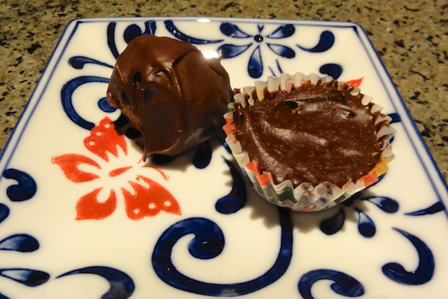 Mounds Bar Truffle & Peanut Butter Cup