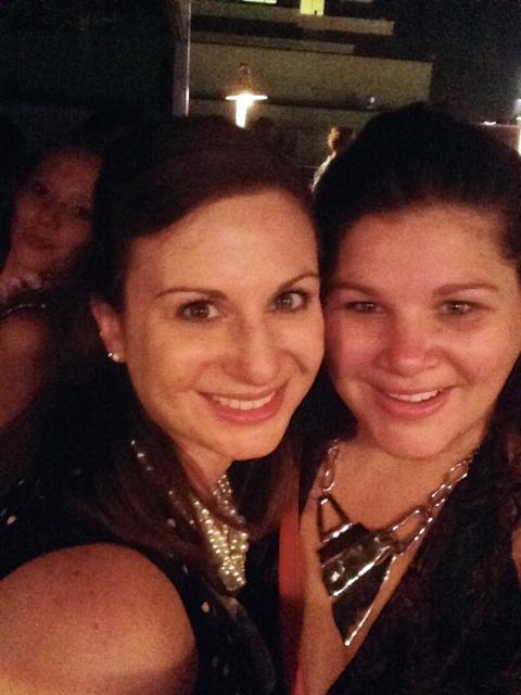Megan & Lynsee
