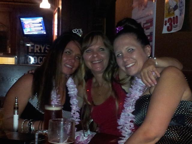 Jen, Carolyn & Dawn