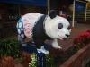 painted panda?