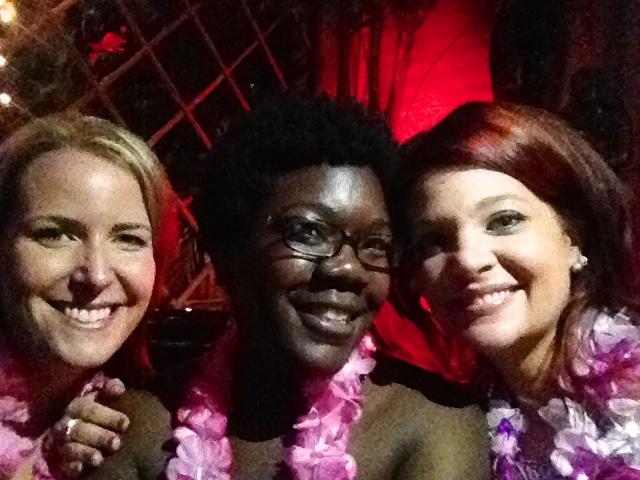 Jess, Michelle & heather