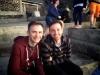 Mark & Rob Mt Batur