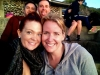 Heather & Jess Mt Batur