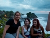 the Ladies at Tanah Lot