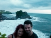 Heather & Ben Tanah Lot